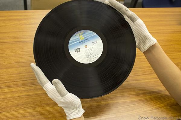 レコード用手袋