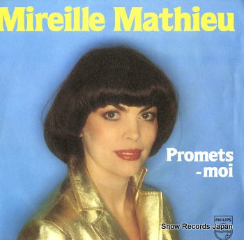MATHIEU, MIREILLE promets-moi