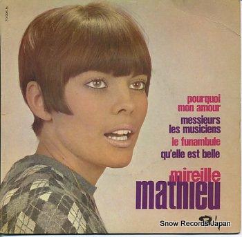 MATHIEU, MIREILLE s/t