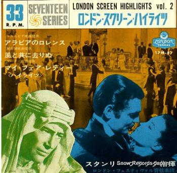 BLACK, STANLEY london screen highlights vol.2