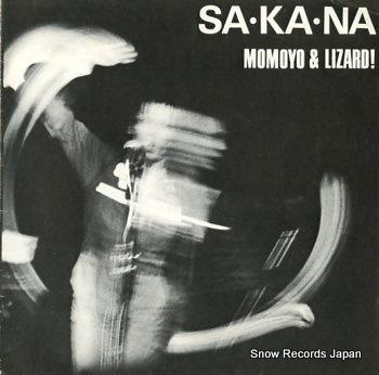 MOMOYO & LIZARD sakana