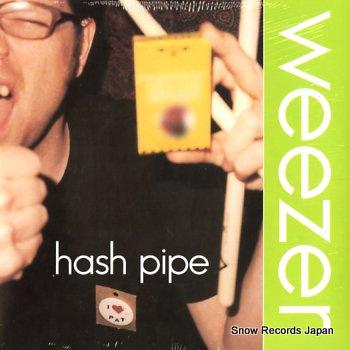 WEEZER hash pipe