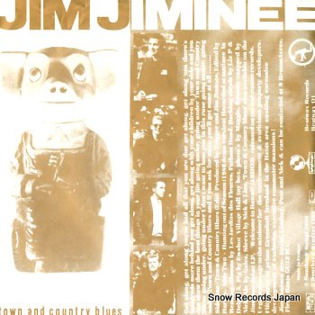 JIMINEE, JIM town and country blues