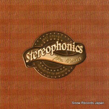 STEREOPHONICS mr.writer