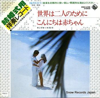 KEKKONSHIKIYOU BANSOU RECORD sekai wa futari no tameni