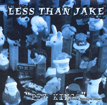 LESS THAN JAKE pez kings