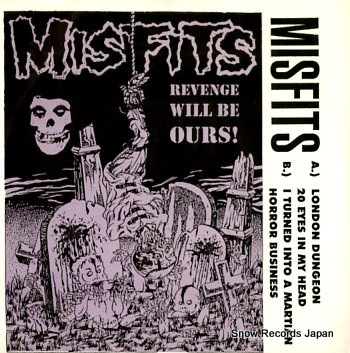 MISFITS revenge will be ours