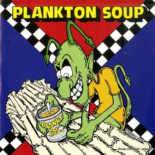 PLANKTON SOUP s/t