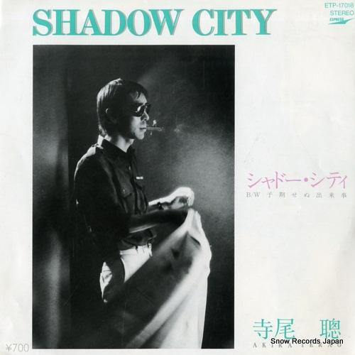 TERAO, AKIRA shadow city
