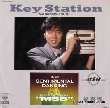 SUGI, MASAMICHI key station