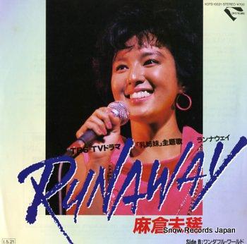ASAKURA, MIKI runaway
