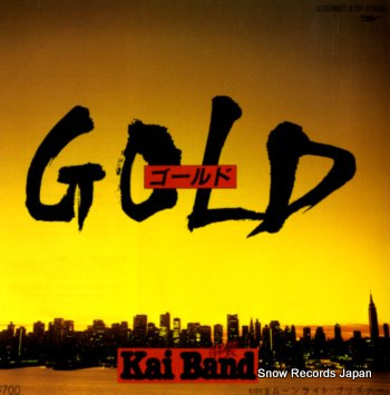 KAI BAND gold