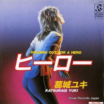 KATSURAGI, YUKI hero