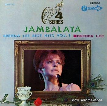 LEE, BRENDA best hits vol.1