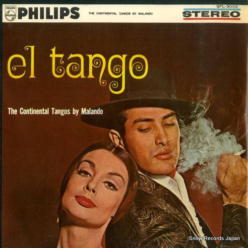 MALANDO best 4 continental tangos