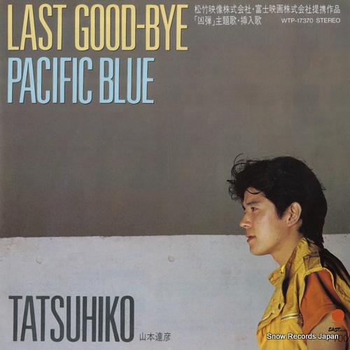 YAMAMOTO, TATSUHIKO last good-bye WTP-17370 - front cover