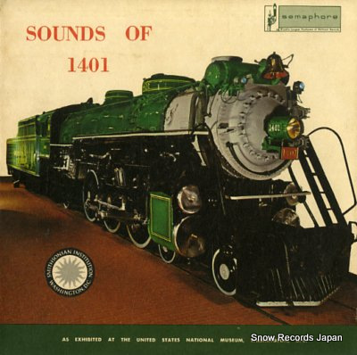 THE UNITED STATES NATIONAL MUSEUM sounds of 1401 Vinyl Records