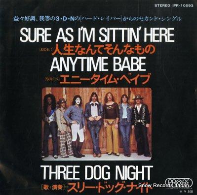 スリー・ドッグ・ナイト 人生なんてそんなもの Vinyl Records