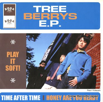 TREE BERRYS time after time