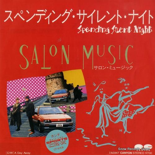 SALON MUSIC spending silent night