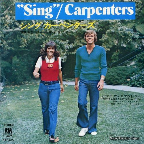 CARPENTERS sing