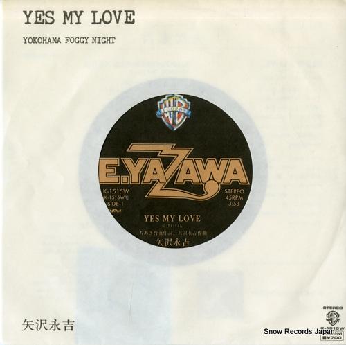 YAZAWA, EIKICHI yes my love
