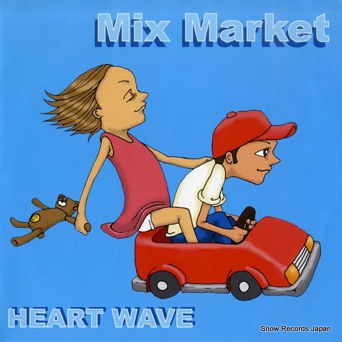 MIX MARKET heart wave