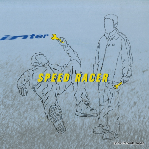 INTER speed racer YR01383 - front cover
