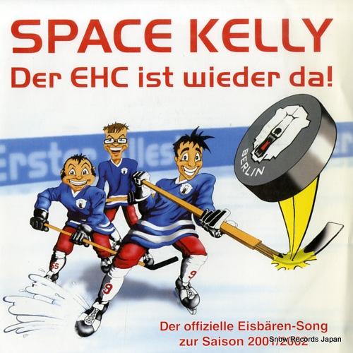 SPACE KELLY der ehc ist wieder da EL-MUTO-003 - front cover