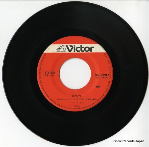 LEWIS, ANN luv-ya SV-7287 - disc