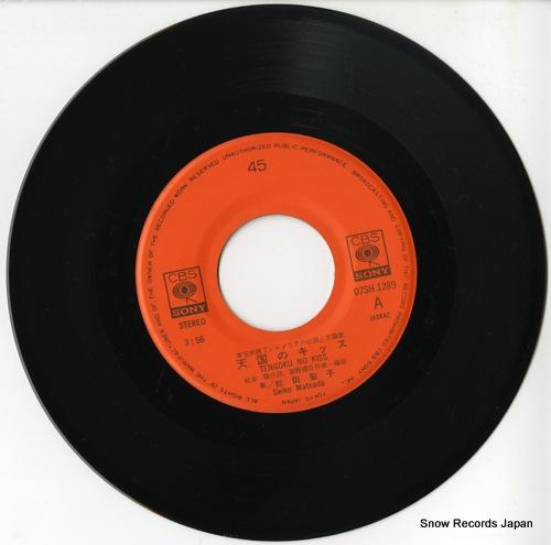 MATSUDA, SEIKO tengoku no kiss 07SH1289 - disc