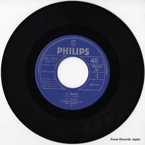 MAURIAT, PAUL el bimbo SFL-2001 - disc