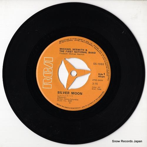 NESMITH, MICHAEL silver moon SS-1988 - disc