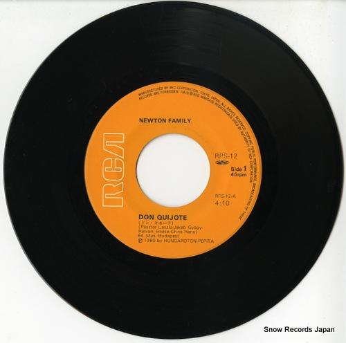 NEWTON FAMILY don quijote RPS-12 - disc