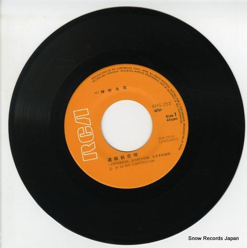 SHINNO, MIKA renrakusen koiuta RHS-253 - disc