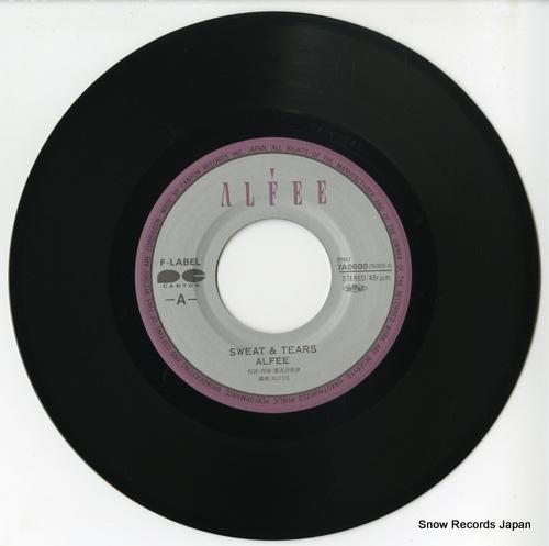 ALFEE, THE sweet & tears 7A0600 - disc