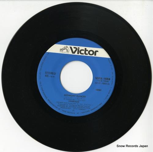 ARABESQUE midnight dancer VIPX-1559 - disc