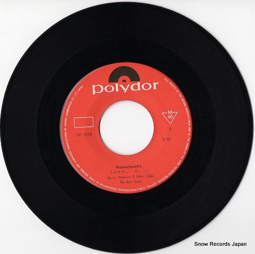 BEE GEES, THE massachusetts DP-1554 - disc