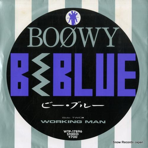ボウイ ビー・ブルー WTP-17896
