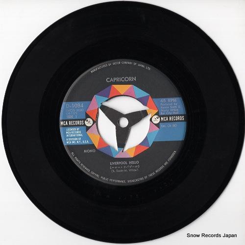 CAPRICORN liverpool hello D-1084 - disc