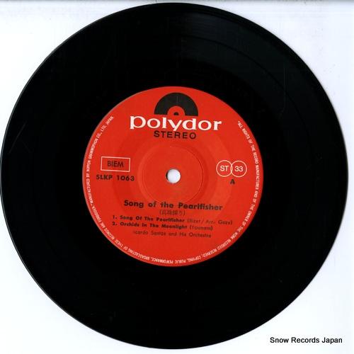 SANTOS, RICARDO song of the pearlfisher SLKP-1063 - disc