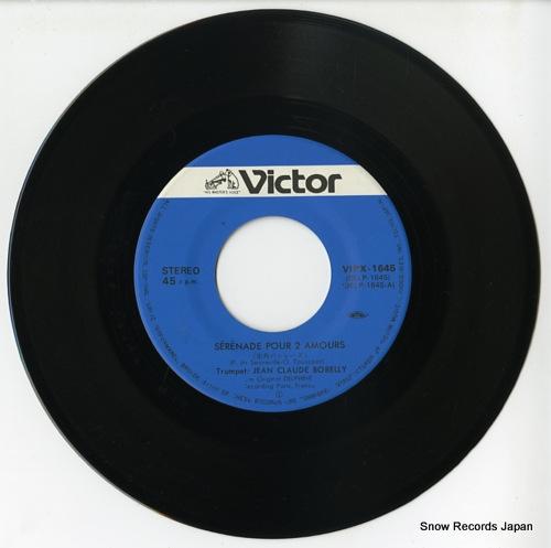 BORELLY, JEAN CLAUDE serenade pour 2 amours VIPX-1645 - disc
