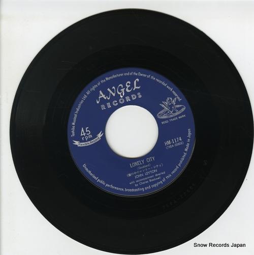 LEYTON, JOHN lonely city HM-1174 - disc