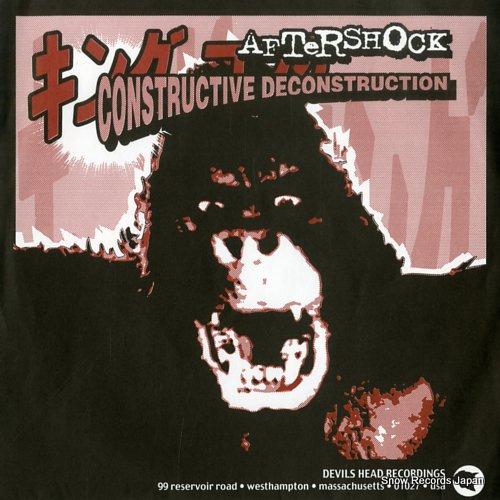 AFTERSHOCK constructive deconstruction DHR-03