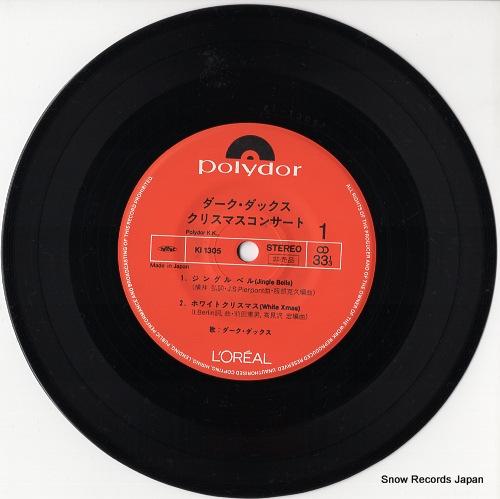 DARK DUCKS joyeux noel KI1305 - disc