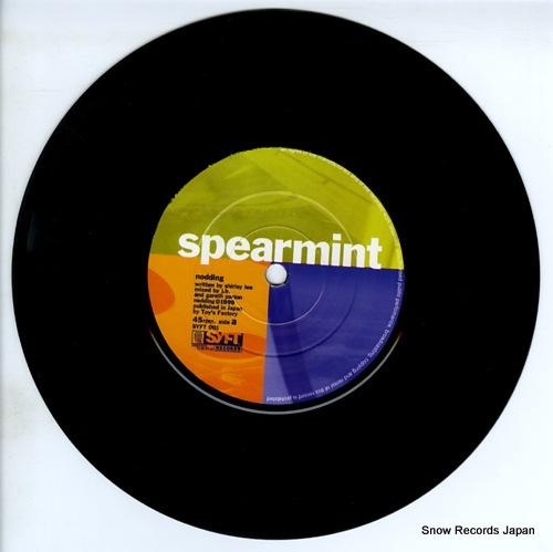 SPEARMINT nodding SYFT001 - disc
