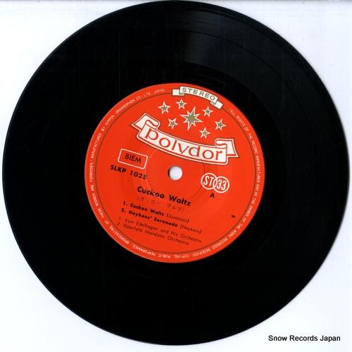 V/A cuckoo waltz SLKP-1025 - disc