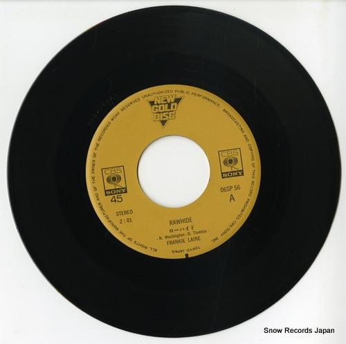 LAINE, FRANKIE rawhide 06SP56 - disc
