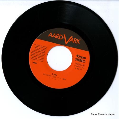 TWIST lady 7A0031 - disc