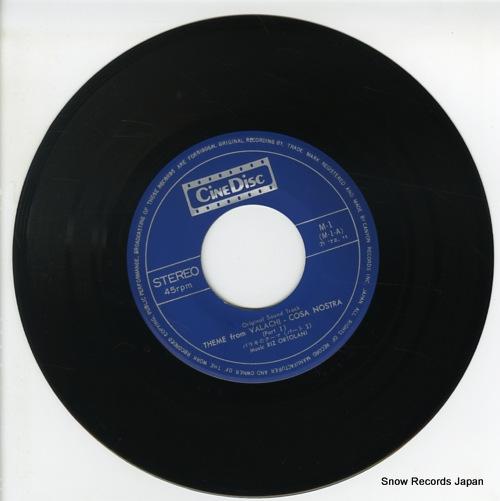 ORTOLANI, RIZ theme from valachi - cosa nostra M-1 / CANYONM-1 - disc